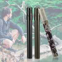 Professional Water Filter Purifier Straw Outdoor Portable Drinking Water Filter Field Emergency Environmental Protection Drinkin