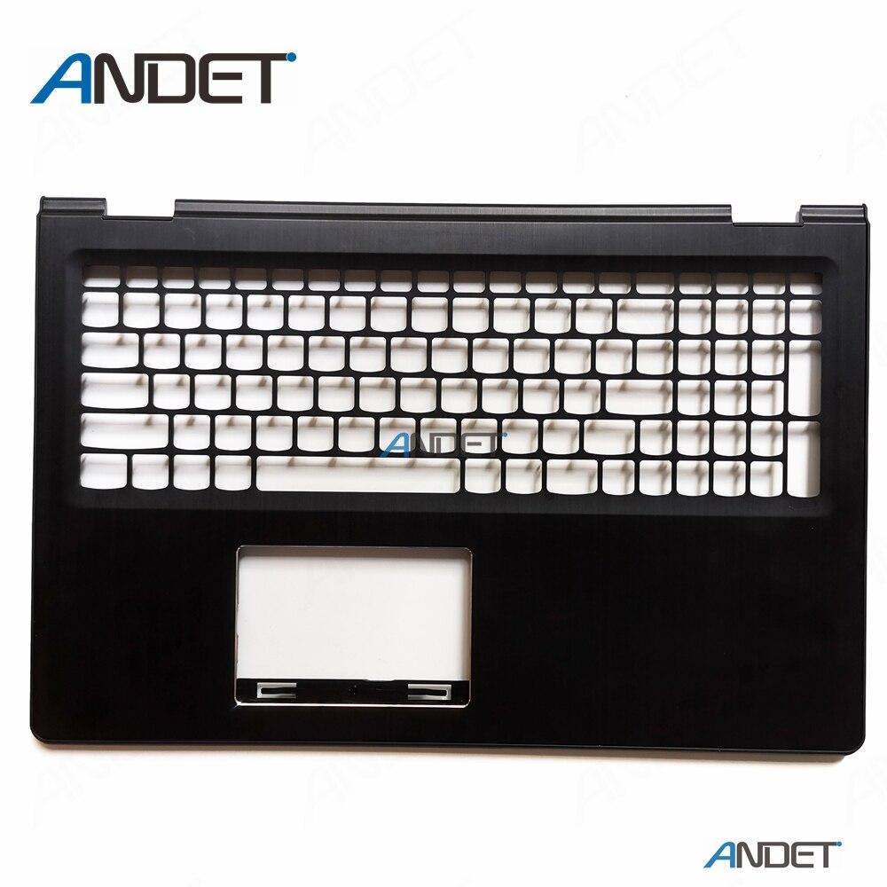 Nouveau Original pour Lenovo Flex 3-15 3 15 1570 1580 Yoga 500-15 Palmrest housse supérieure US clavier lunette Top Case