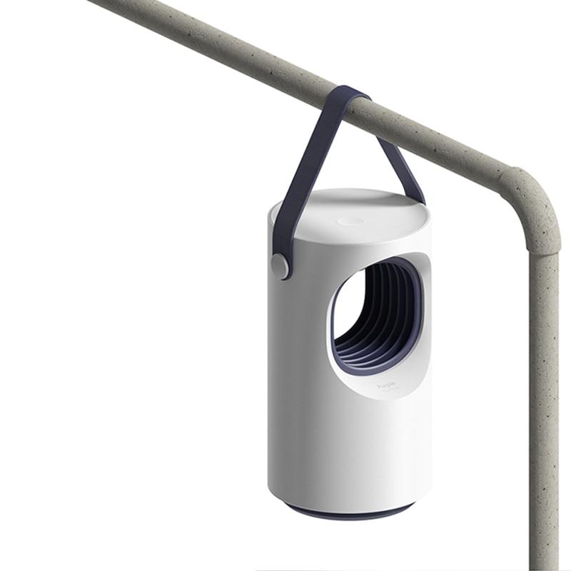 Image 2 - Xiaomi Sanlife automatyczny fotokatalizator urządzenie przeciw komarom niski wyciszenie niebieski środek odstraszający komary komary lampa przeciwko komarom Smart HomeInteligentny pilot zdalnego sterowaniaElektronika użytkowa -