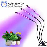 5V USB LED Wachsen Licht LED Gesamte Spektrum Phyto Lampe Phyto-Lampe Für Indoor Gemüse Blume Pflanze Zelt box