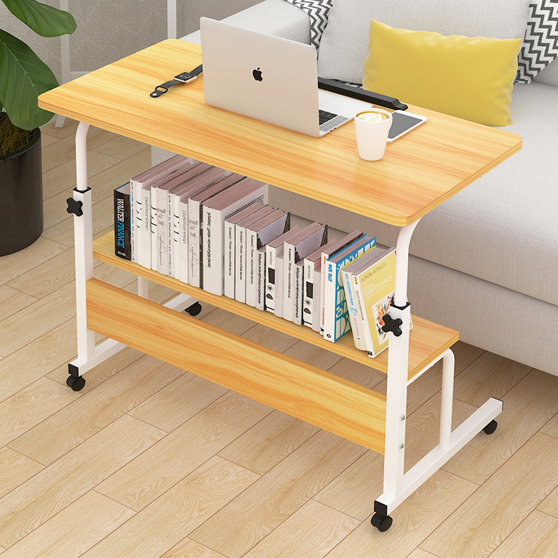Laptop Table Home Mobile Bed Lazy Table Dormitory Simple Small Table Simple Student Bedside Table