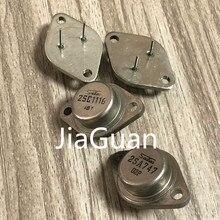 1 זוג שני יד SANKEN 2SA747 2SC1116 כדי 3 פירוק מקורית מכונה מגבר כוח טרנזיסטורים A747 C1116