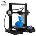 Hot koop Ender-3 DIY Kit 3D printer Grote Maat I3 mini Ender 3/Ender-3X printer 3D Voortzetting Print Power creality 3D