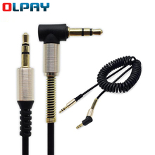 3.5mm Audio Aux Cable Male-Male AUX Cable Headphone Beats Earphone Speaker Phone Car Stereo Cord Noise Prevention Audio Cable