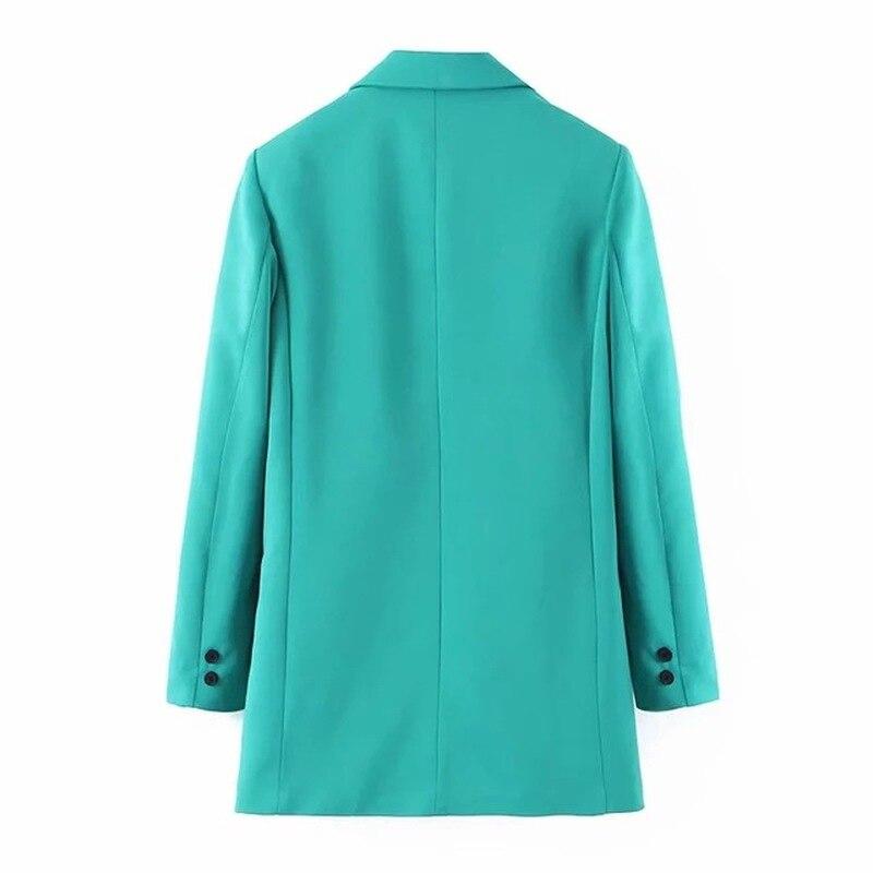 Fashion Blazer Women Coat 2019 Autumn New Women's Suit Coat Long Sleeve Women Clothes Blaser Feminino Bleiser Feminino Blazers
