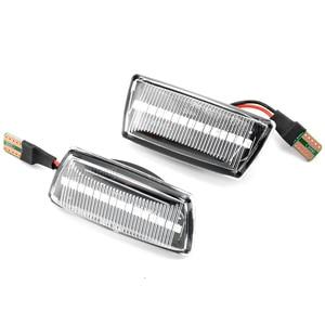 Image 2 - LED แบบไดนามิกด้านข้าง Fender Marker ไฟเลี้ยวสัญญาณสำหรับ OPEL Astra H Zafira B Corsa D เครื่องราชอิสริยาภรณ์ A Meriva B Chevrolet Cruze