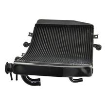 Motorcycle Aluminum Cooler Engine Cooling System Radiators For Kawasaki Ninja ZX-14 ZX1400 ZZR1400 06-11 ZX-6R ZX636 ZX600 05-06