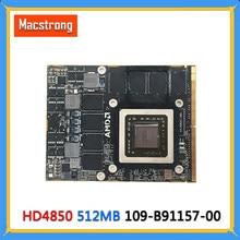 Tested 109-B91157-00 Radeon HD4850 for iMac 21