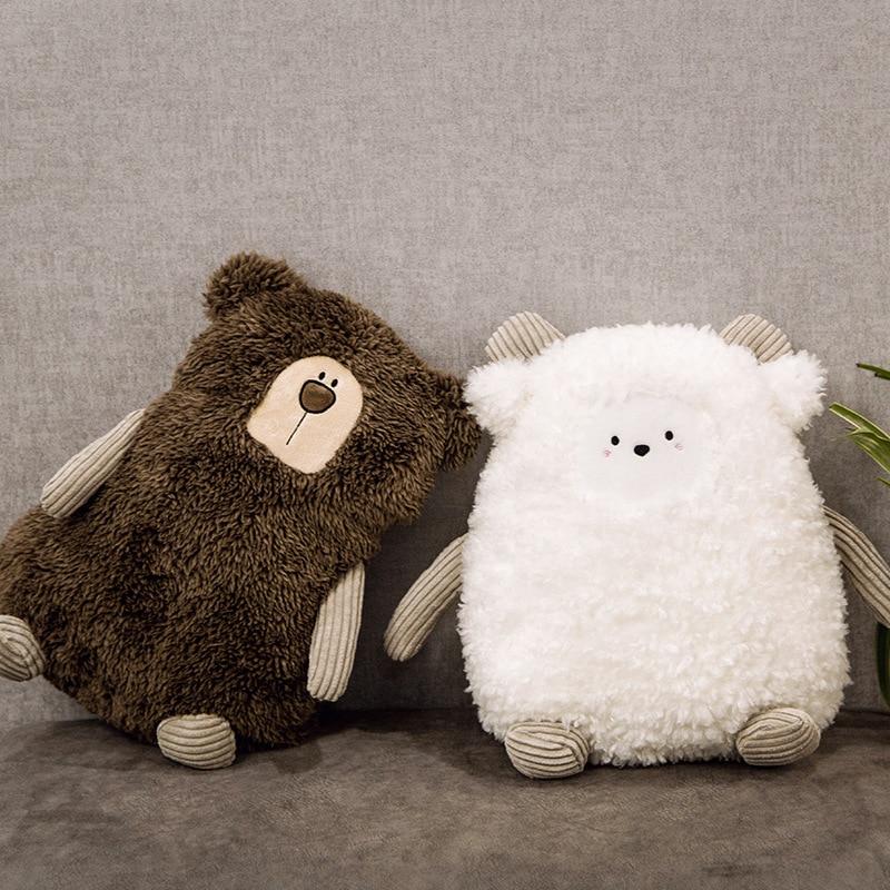 Soft Sheep Bear Deer Cartoon Design Children Gift Lovely Stationery House Deco Supplies