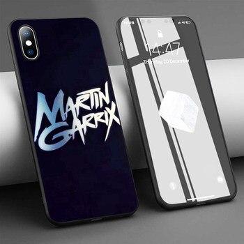 Coque Martin Garrix Weichen Silikon Telefon Fall für iPhone 11 Pro Max X 5S 6 6S XR XS max 7 8 Plus Fall Telefon Abdeckung