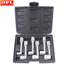 """HTL 1/2"""" Drive L Type Open Ended Ring Wrench Socket Set Special Wrench For Nuts And Bolts 12/14/16/17/18/19mm"""