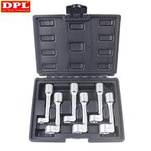 """Htl 1/2 """"Drive L Type Open Ended Ringsleutel Socket Set Speciale Sleutel Voor Bouten En Moeren 12/14/16/17/18/19Mm"""