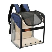 Handbag Cats-Box Puppy-Cat-Backpack Cage Pets-Carrier Shoulder-Bag Travel-Bag Space-Capsule