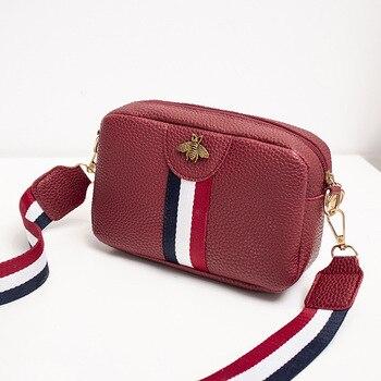 2020 new bag woman shoulder crossbady  bag large capacity pillow shape pu female bag handbag