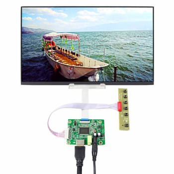 "13.3 inch IPS LCD Screen 13.3 "" 1920X1080  NV133FHM-N59 with HDMI LCD Controller Board"