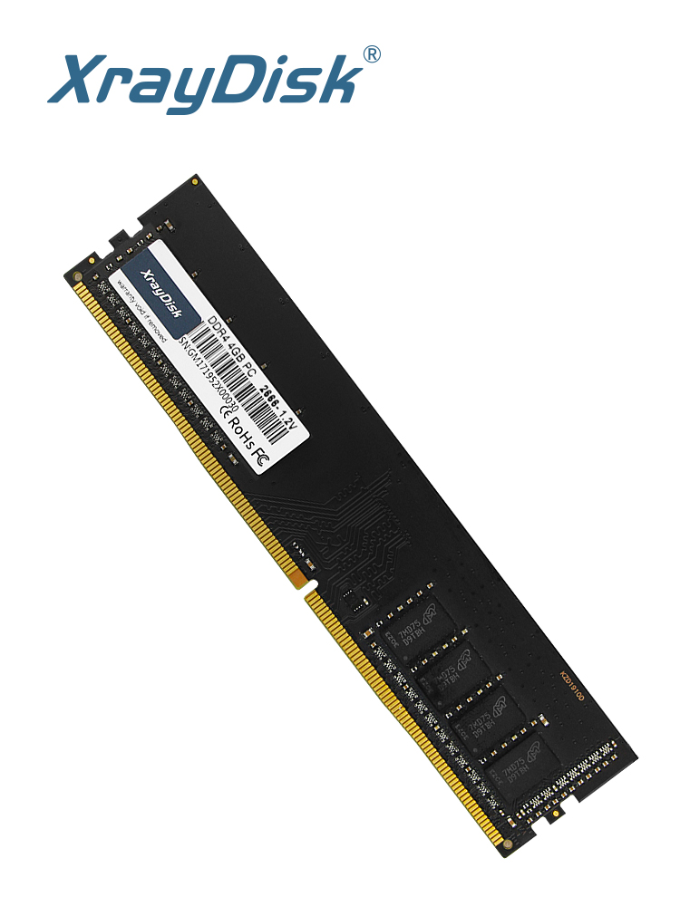 Xraydisk DIMM Ram-2400mhz DDR4 16gb 2666mhz Desktop Memory 8GB PC 4GB Support