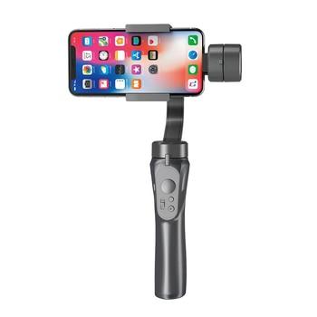 Smart Phone Stabilizing Holder Handhold Gimbal Stabilizer Handle for iPhone Samsung Camera