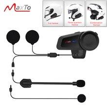 Casco intercomunicador Maxto M2 para moto