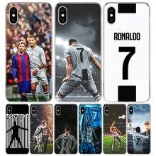 CR7 Cristiano Ronaldo Cover Phone Case For iPhone