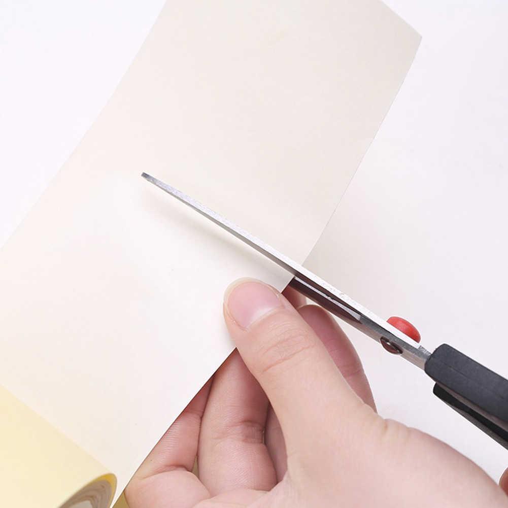 1 rouleau aisselles jetables empêchent les coussinets de sueur Transparent sous les bras sec anti-transpirant autocollant garder au sec autocollant