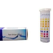 Тест качества воды полоски китайский завод с низкой ценой лакмусовая бумага для тестирования образца 30 peices/коробка