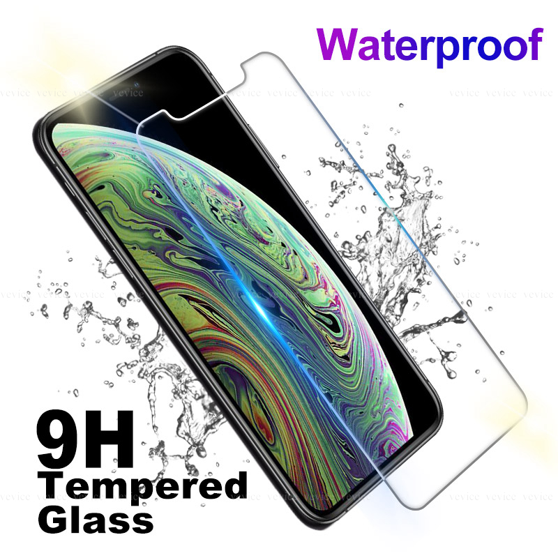 Protective Anti-Shock Screen Protectors For iPhone XS Max X 6 6s 7 8 Plus For iPhone XR XS 6 6 S 7 8 11 4 4S 5 5S SE clear film