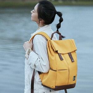 Image 3 - Xiaomi 90fun kolej eğlence sırt çantası Ipx4 su itici 13L büyük kapasiteli sırt çantası Unisex moda 14/15.6 inç bilgisayar çantası