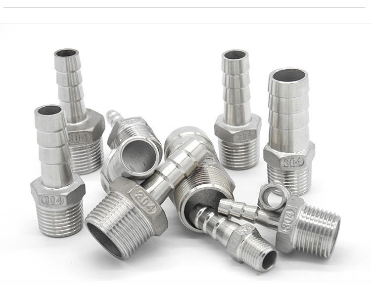 Stainless Steel Male BSP 1/8