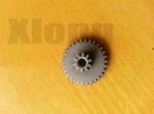 5PCS 0.6M Gear / Double Gear /Inner Hole 3mm / 10-30 Teeth / Height 8.2mm 0 5m 27t aluminum alloy precision spur gear hole d 3mm
