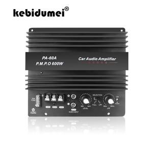Image 1 - High Power 12V 600W Speaker Subwoofer Bass Module Car Audio Accessoires Mono Kanaal Duurzaam Lossless Diy Versterker Boord