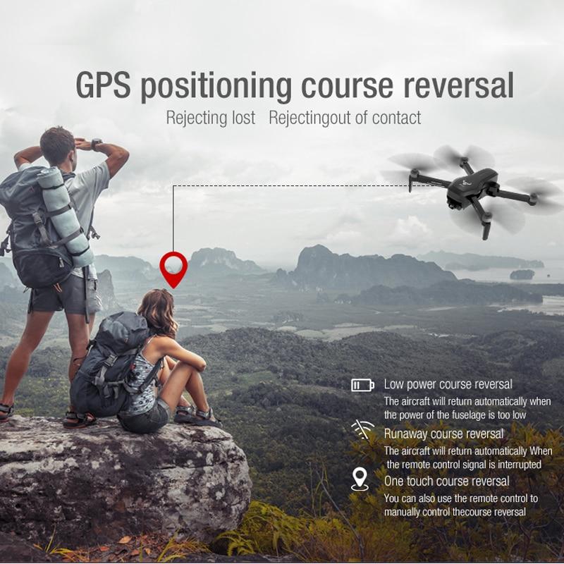 SG906 Pro Gps Drone 4K HD Helicoptero Höhe Halten 5G WiFi Dual Zwei-achsen Anti-schütteln kamera Selife FPV Eders Rc Quadcopter