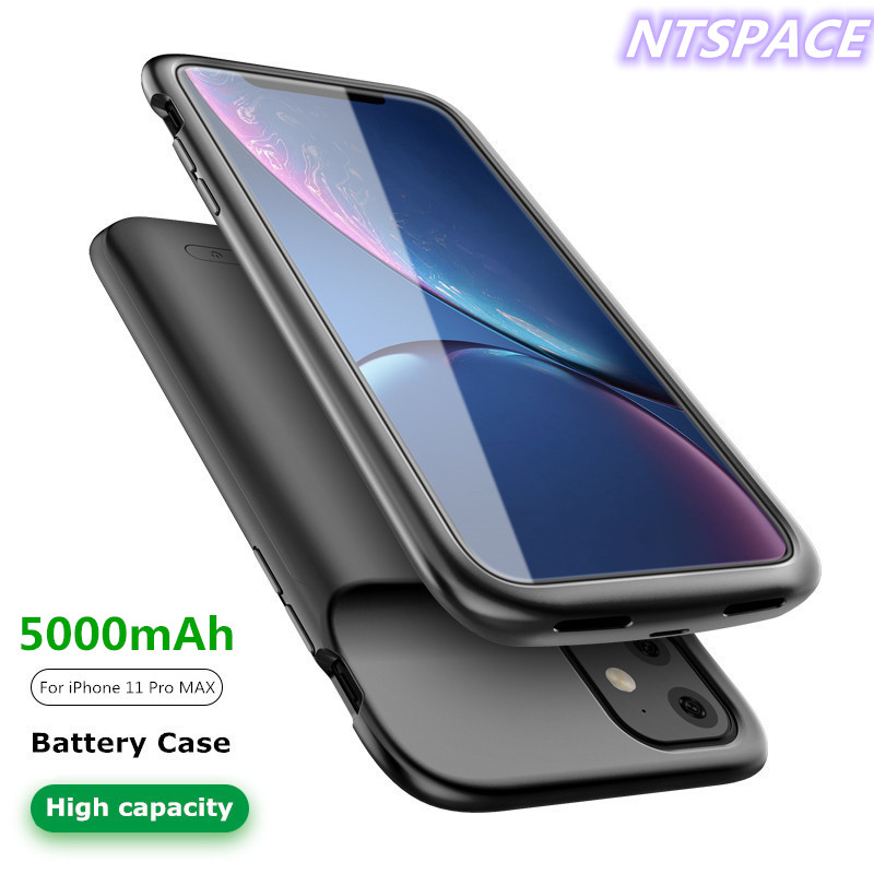 Cover Batteria Backup per iPhone 11 Pro Max - 6500mAh