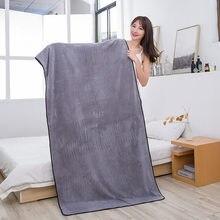 Toalha de banho luxuosa do hotel de 90x180 cm, toalha de banho de alta densidade, super macia, absorvente, sem fiapos, non-desvanecimento, toalha rosa coral