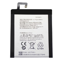 2500 мАч BL250 батарея для Lenovo VIBE S1 S1a40 S1c50 высокое качество bl250 мобильный телефон замена Аккумулятор
