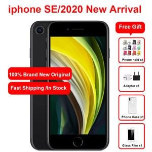 2020 Новый Apple iphone SE A2296 64G/128G/256GB ROM мобильный телефон 4,7