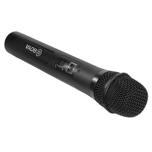 Image 5 - BOYA BY WM8 Pro WHM8 Pro Mic Condenser Wireless Mic Microphone System Audio Video Recorder Receiver for Canon Nikon Sony Camera