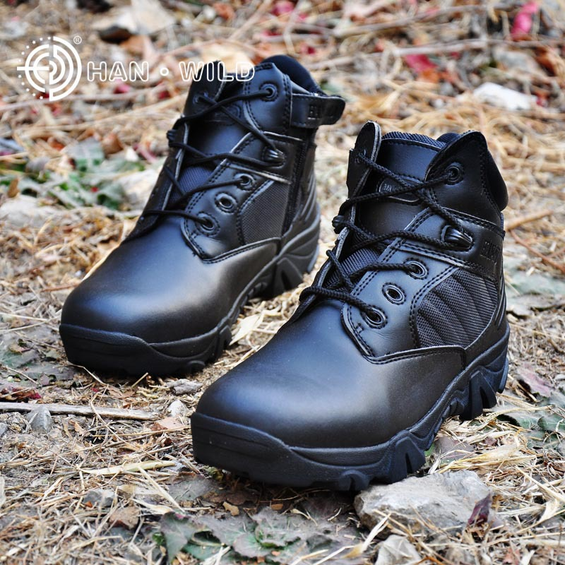 Culvert Wild Delta Desert Boots Combat Boots I Am Special Forces Desert Boots Side Zipper 511 Boots