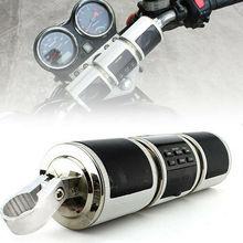 1 قطعة دراجة نارية المتكلم نظام الصوت الصوت بلوتوث MP3 FM راديو ستيريو المتكلم لكاواساكي