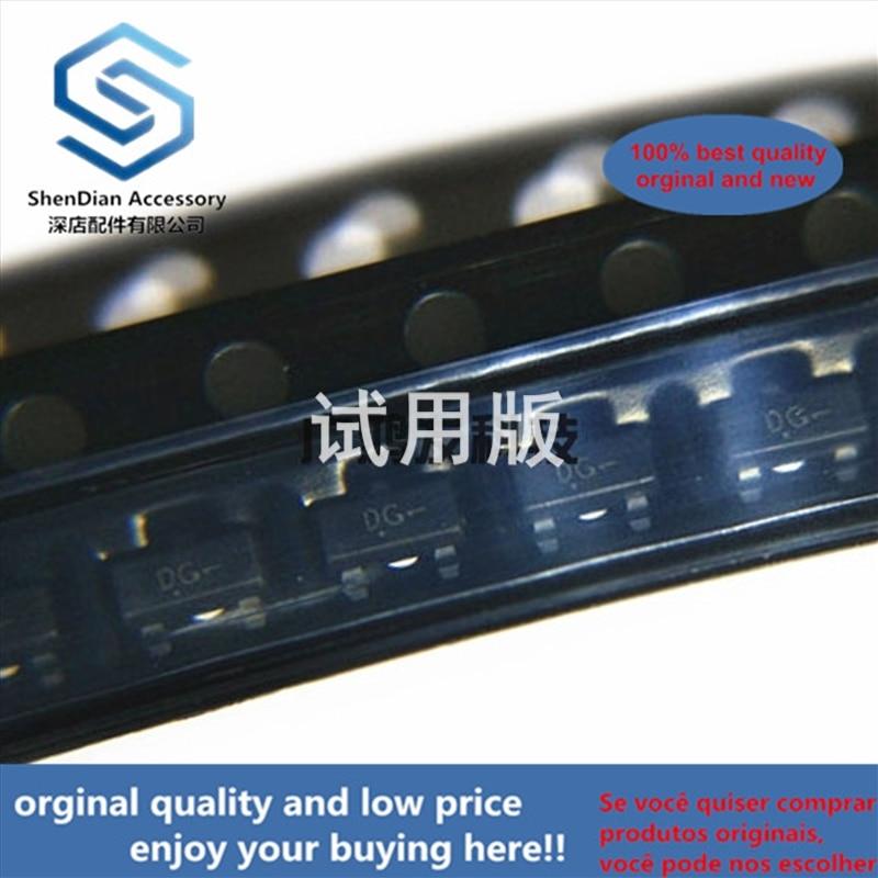 10pcs 100% Orginal New BCW68GLT1G PNP Transistor Screen Printing DG Patch SOT-23