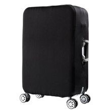 Thicken Suitcase Protective Covers For 19-32 Inch Suitcase Case Travel Luggage Bag Trolley Elastic Luggage Cover цена 2017