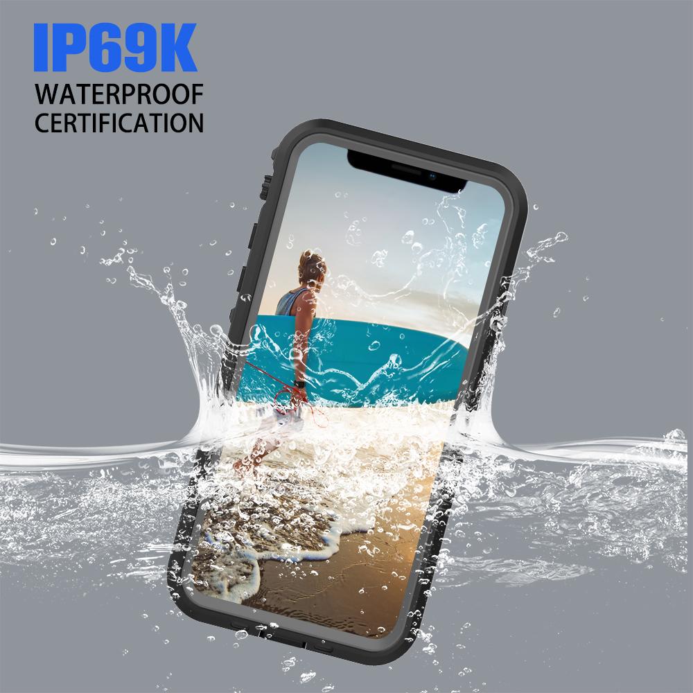 iPhone 11 pro max  耐衝撃 防水