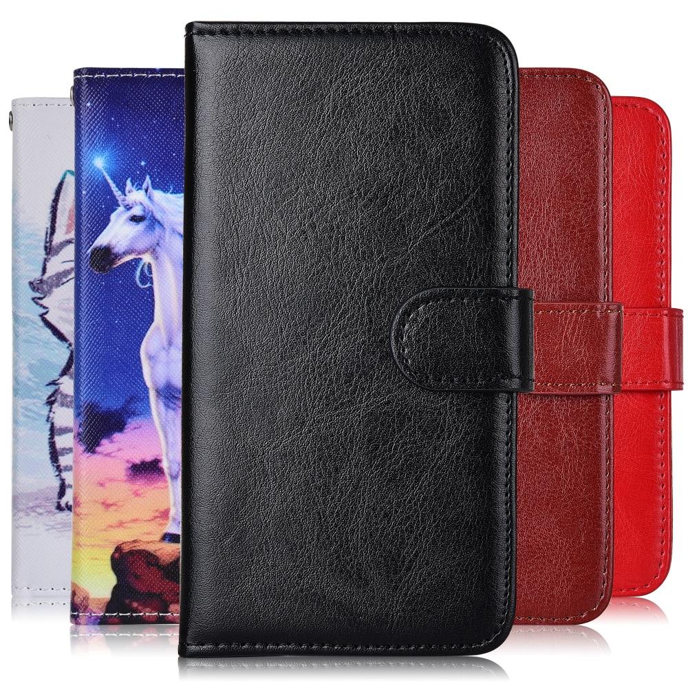 Wallet Flip Case For Xiaomi Mi A3 MiA3 Cover Leather Fitted Case For Para On Xiaomi A3 Mi A3 MiA 3 Coque Capa Phone Case(China)