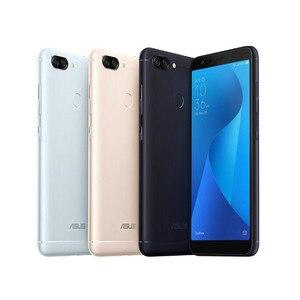 Image 2 - Asus Zenfone Max Plus M1 ZB570TL Smartphone Global Versie Mobiele Telefoon MT6750T 4Gb Ram 64Gb Rom Otg 4130mah Batterij Mobiele Telefoons