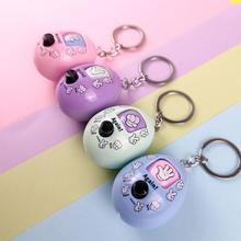 1PC Cute Cartoon Capsule Toy Finger-guessing Game Stress Reliever Random Color