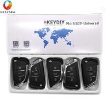 HKCYSEA 5 sztuk/partia NB29 3 przycisk NB serii uniwersalny wielofunkcyjny pilot do KD900 URG200 KD X2 Key Programmer