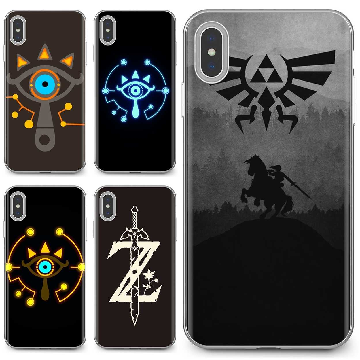 Spiel Legende von Zelda Dünne Silikon Weichen Telefon Abdeckung Für Huawei G7 G8 P7 P8 P9 P10 P20 P30 Lite mini Pro P Smart 2017 2018 2019