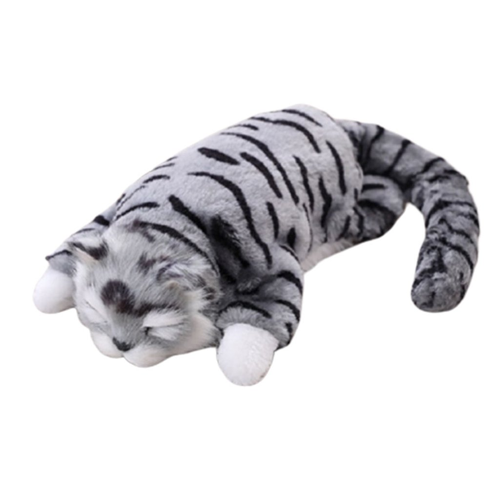 Children'S Toy Electric Rolling Cat Tumbling Cat Toy Simulation Children'S Electric Plush Toy Tumbling Simulation Cat