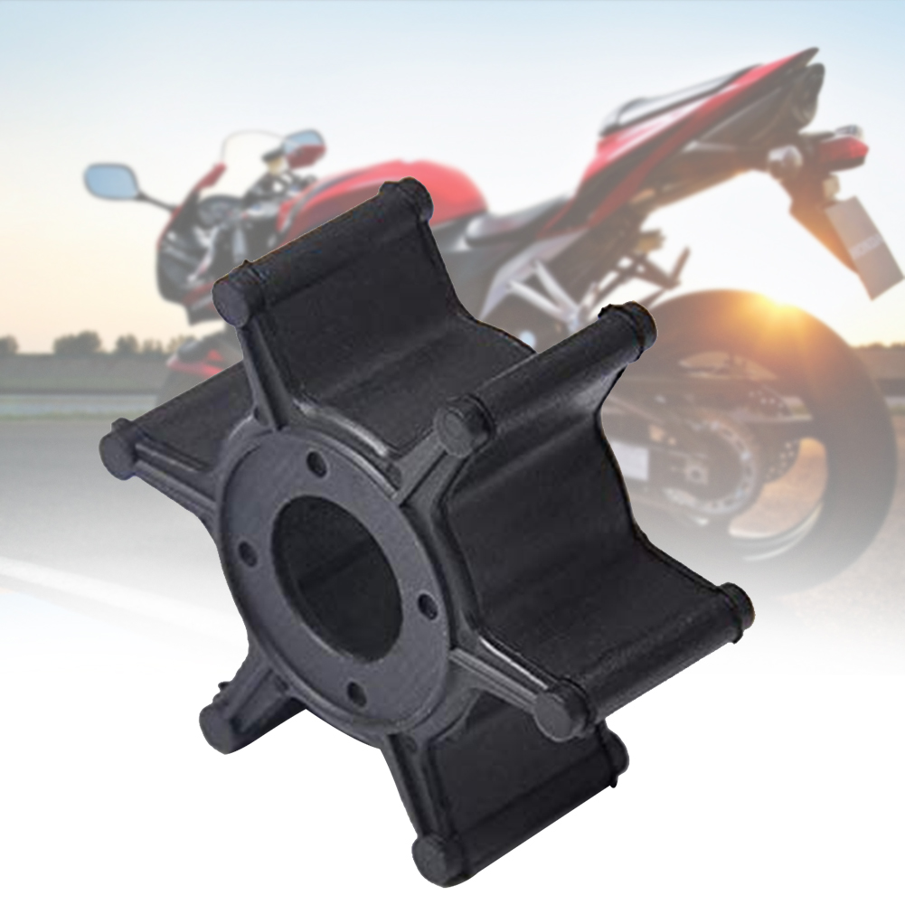 Engine Professional <font><b>Outboard</b></font> <font><b>Motors</b></font> Portable Practical Easy Install Transfer Water Pump Impeller Boat Parts For Yamaha 9.9 <font><b>15HP</b></font> image