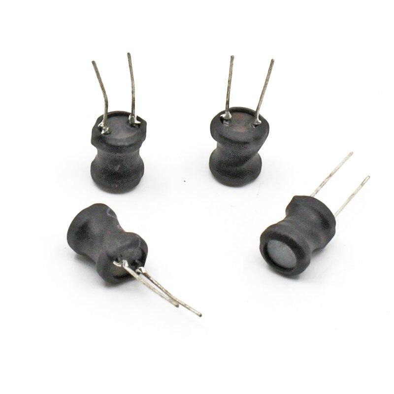 DRQ74-330-R Inductor Power Shielded Drum Core 33.01uH//132uH 20/% 100KHz Ferrite 1.41A//0.702A 143mOhm//574mOhm DCR T//R 25 Items