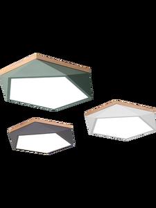 Norte da europa concisa originalidade moderna macaroon conduziu a lâmpada do quarto principal